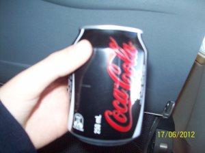 Miniature Coke!